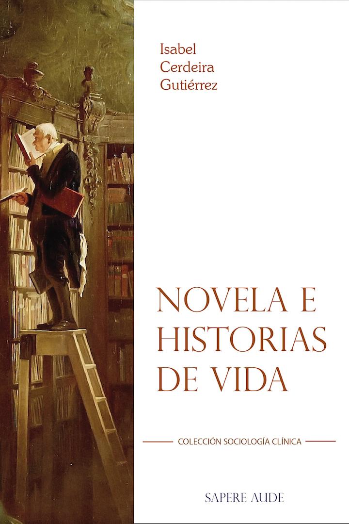 Presentación del libro: Novela e historias de vida